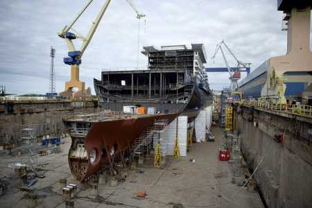 STX announces Rauma shipyard closure