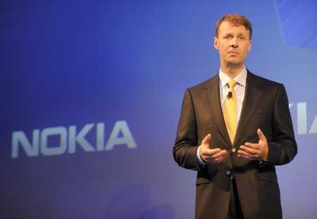 Nokia chairman defends 'costly ' deal of Elop