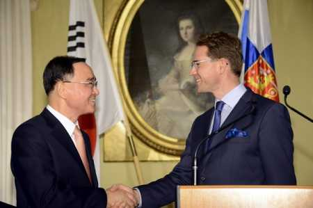Finland-Korea land on nuclear energy deal