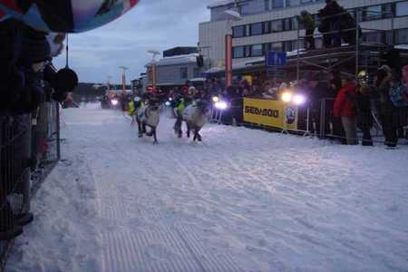 Rovaniemi prepared for entertaining winter tourists