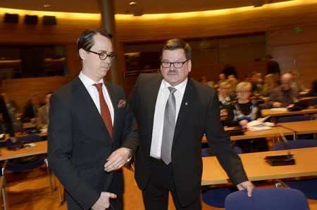Finland still not ready for women conscription: Haglund