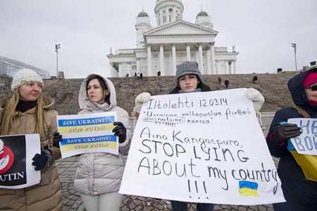 Finland censures referendum, terms it illegal