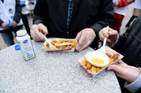 Finnish food habits deteriorate
