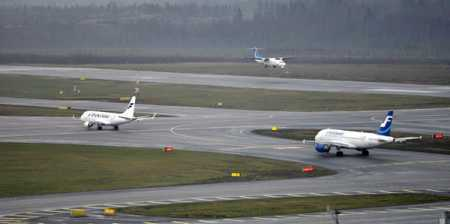 Helsinki Airport renovation works completed