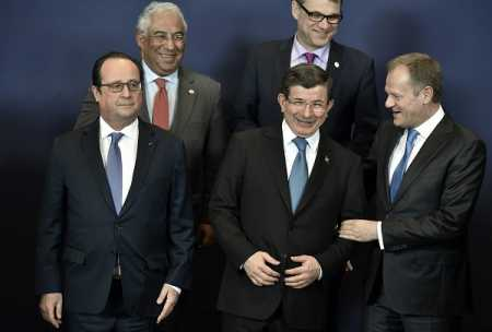 EU leaders for closing Balkan route: PM