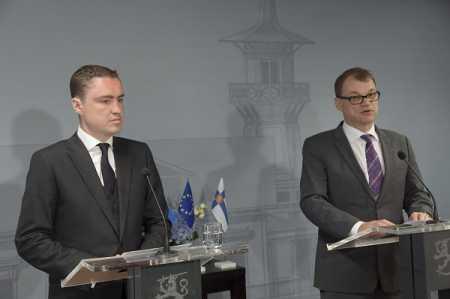 Finland,Estonia plan joint digital future