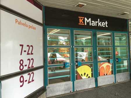 K Market Kokinvuori