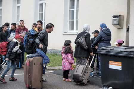 Refugee influx decreases significantly in 2016