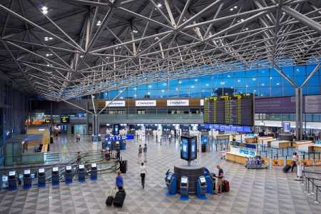 Strike disrupts flights operation